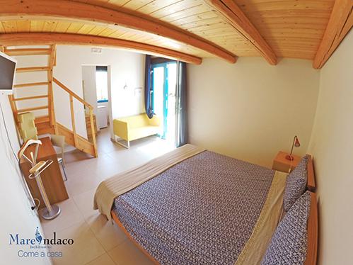 camera con wifi e aria condizionata
