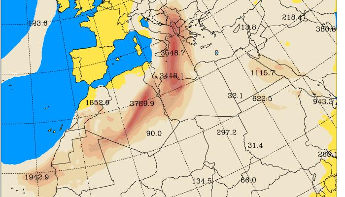 Caldo e temperature alte in Sicilia a febbraio